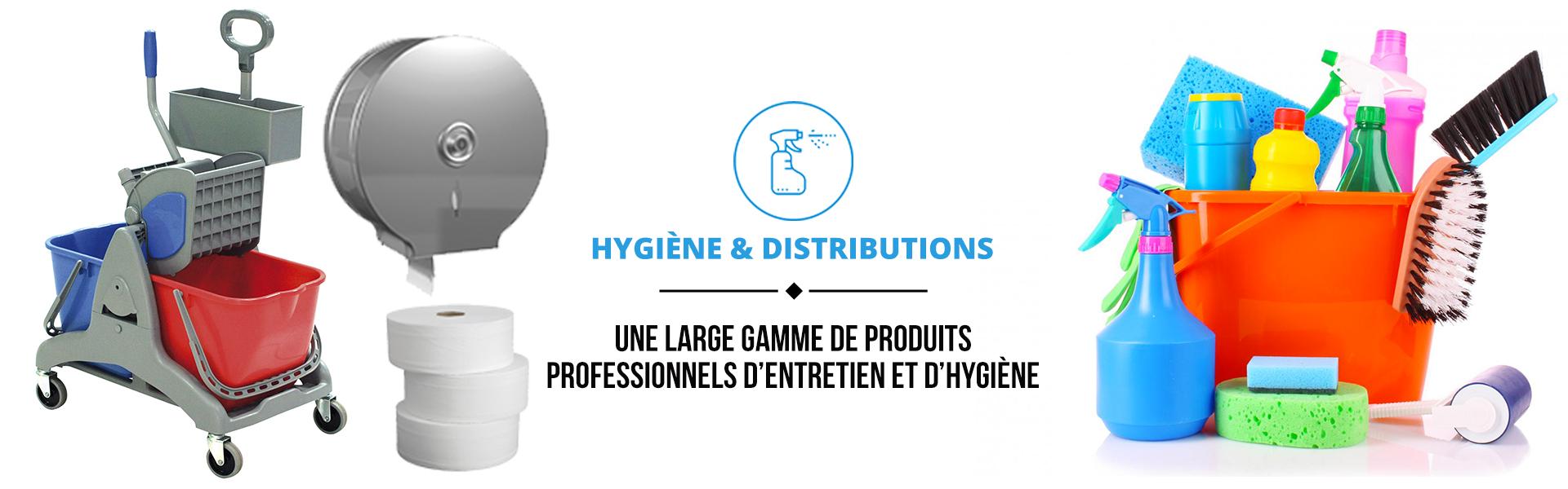 Hygiène & Distributions