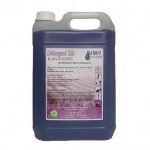 Detergeant 2D Lavande 5L